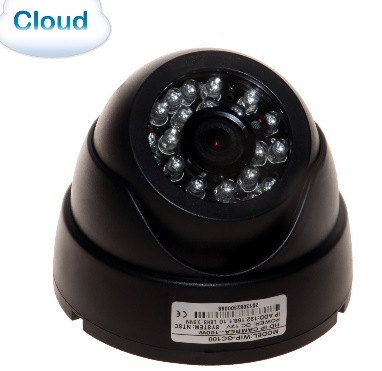IP Kamera Dome HD720P - ONVIF kompatibilní, cloud
